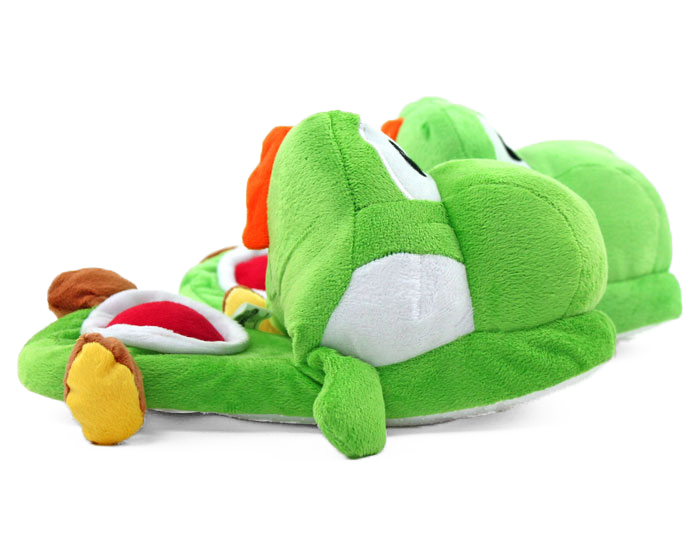 Yoshi Slippers side view