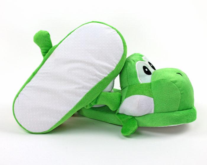 Yoshi Slippers