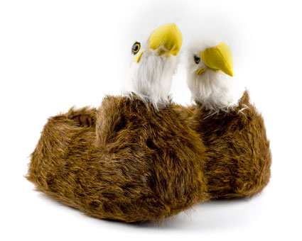 Eagle Animal Slippers