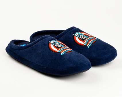 Captain America Slippers