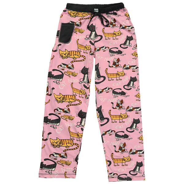 Cat Nap Pajama Pants