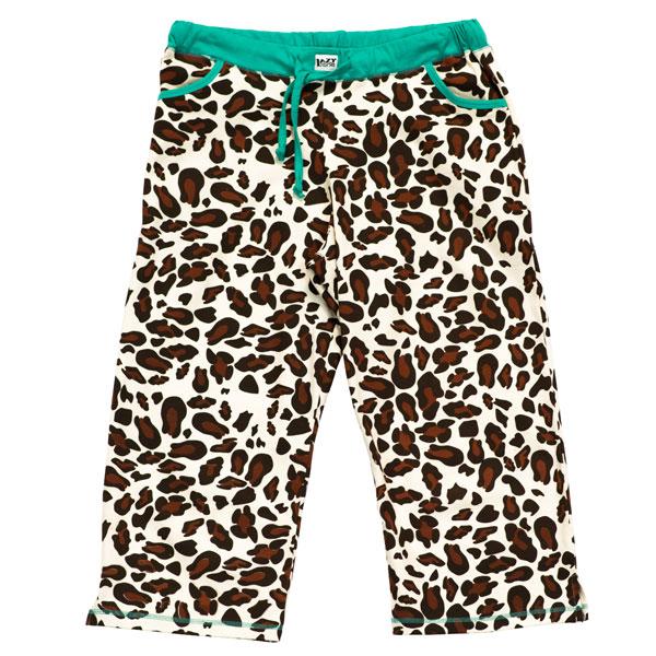 Cheetah Pajama Pants