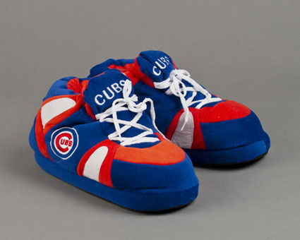 Chicago Cubs Slippers