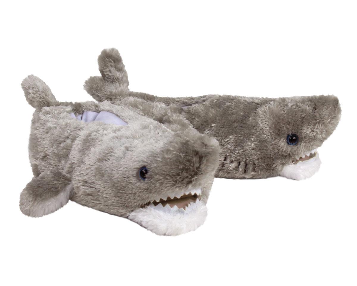 Great White Shark Slippers