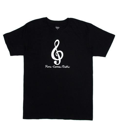Music Note Pajama Top