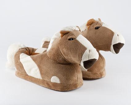 Horse Slippers  ae6220f4df87