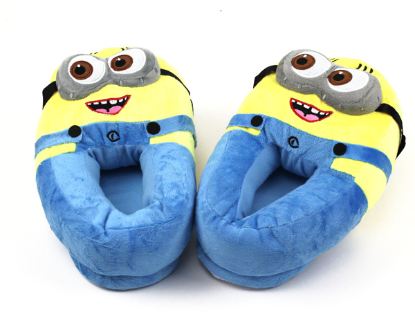 Minion Slippers - Jorge