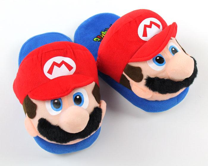 Mario Slippers