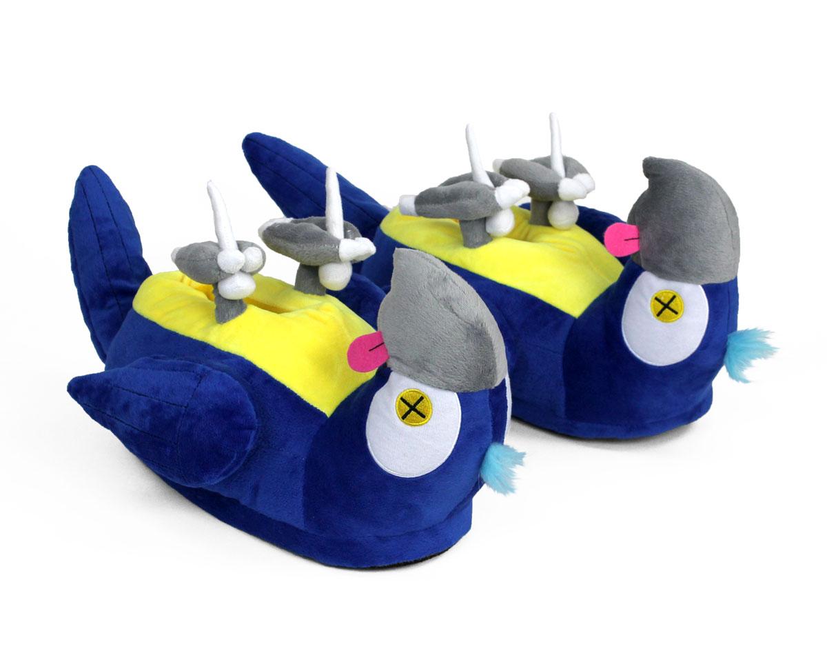 Monty Python Dead Parrot Slippers
