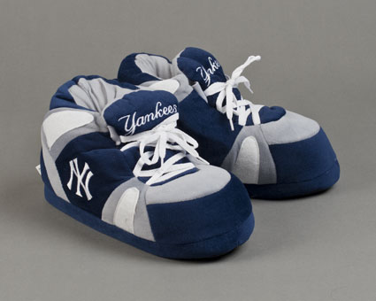 New York Yankees Slippers