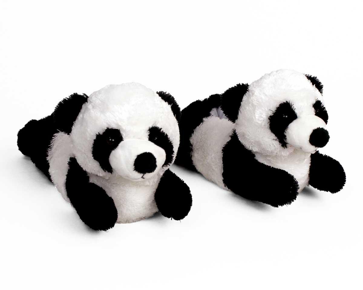 Panda Bear Slippers