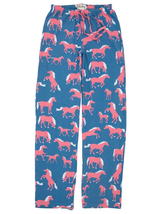 Pasture Bedtime Horse Pajama Pants