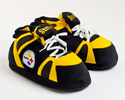 Pittsburgh Steelers Slippers
