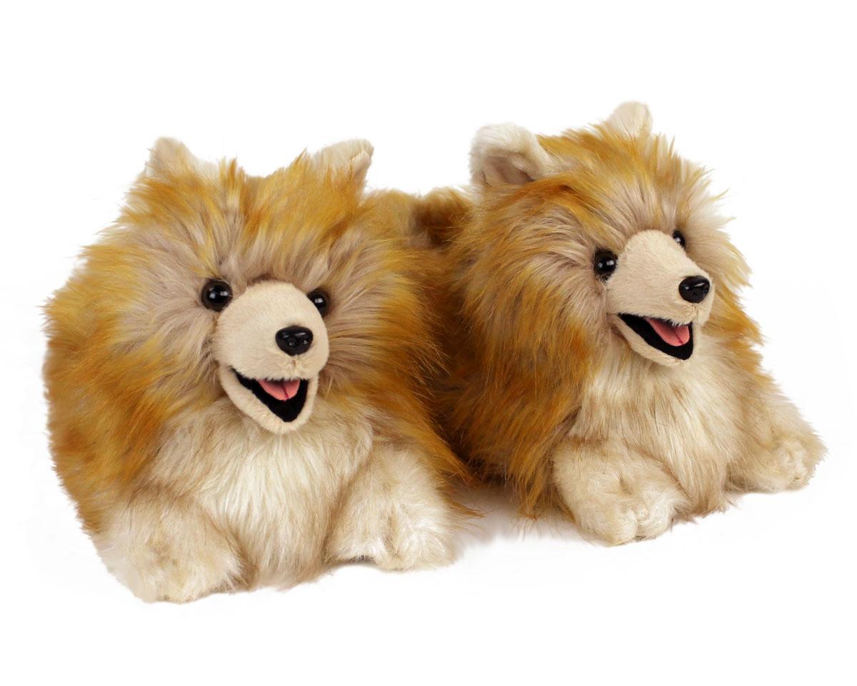 Pomeranian Slippers
