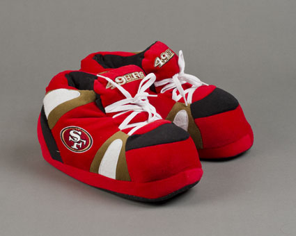 San Francisco 49ers Slippers