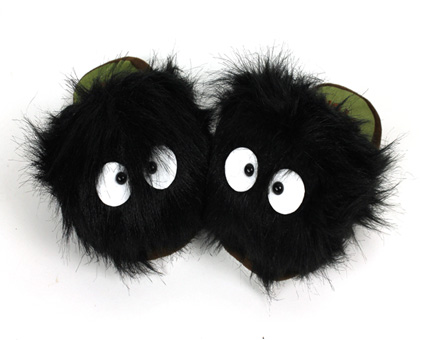 Soot Sprite Slippers