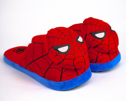 Spider-Man Slippers