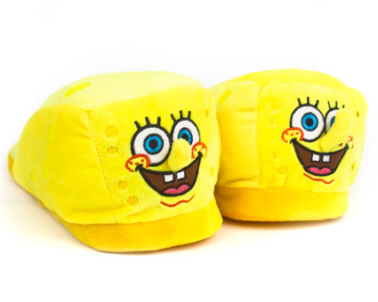 SpongeBob SquarePants Slippers