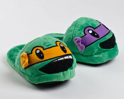 hot sale online top quality half price Teenage Mutant Ninja Turtle Slippers | Pop Culture Slippers ...