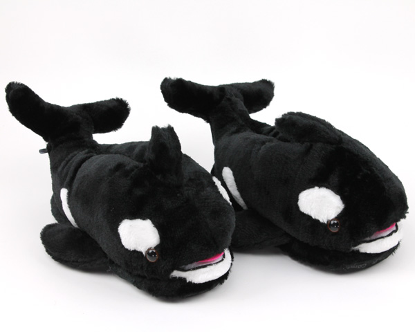 Whale Slippers