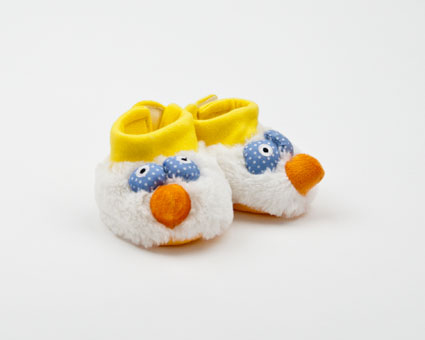 White Bird Lucky Booties