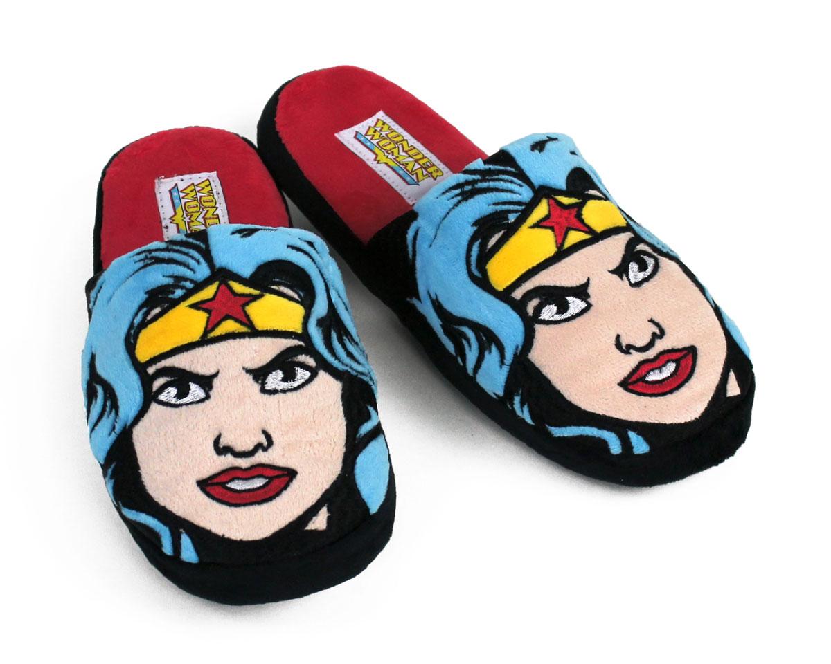 Wonder Woman Slippers