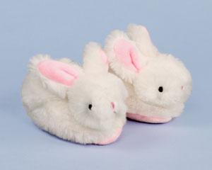 Classic Bunny Baby Booties