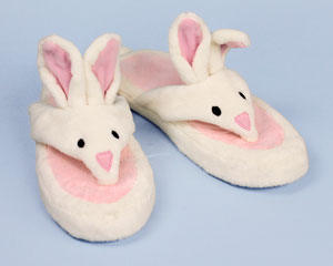 Bunny Spa Sandals