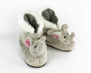 Elephant Slipper Boots