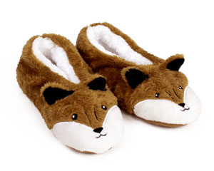 Foxy Feet Sock Slippers