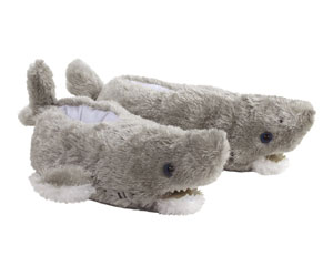 Kids Shark Slippers