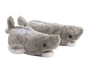 Kids Shark Slippers