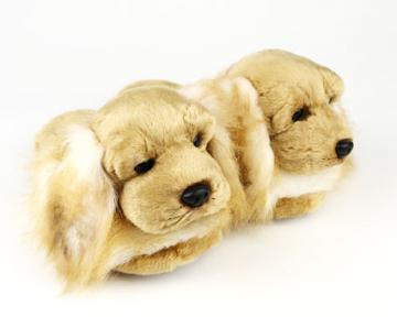Cocker Spaniel Slippers