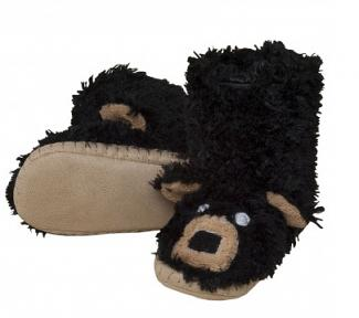 Bear Slouch Slippers