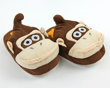Donkey Kong Slippers