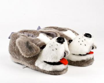 Sheep Dog Animal Slippers