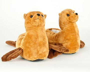 Sea Lion Slippers