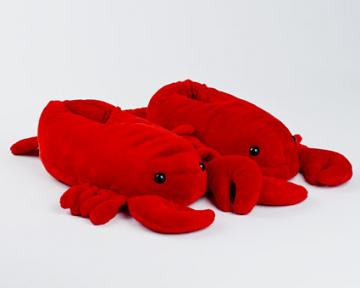 Kids Lobster Slippers