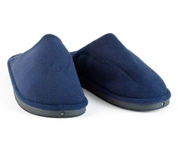 BrightFeet Lighted Slippers (Navy)