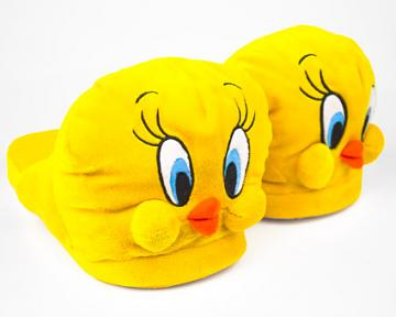 Tweety Bird Slippers