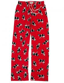 Udderly Adorable Cow Pajama Pants