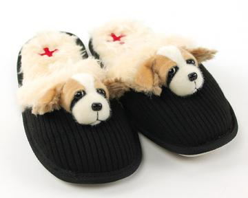 Saint Bernard Slippers