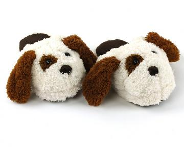 Children's Dog Slippers
