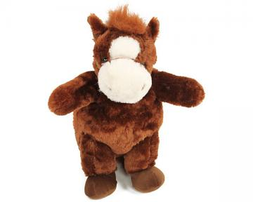 Plush Horse Backpack
