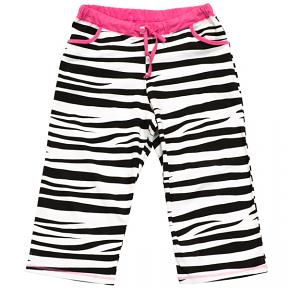 Catching Zzz's Zebra Pajama Pants