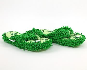 Green Frog Spa Slippers