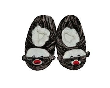 Sock Monkey Slippers (Muk Luks)