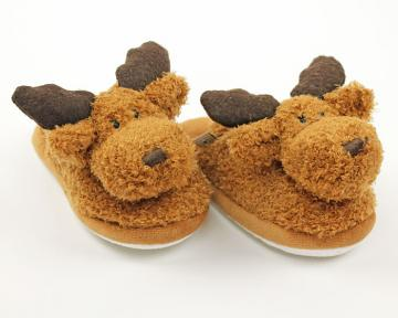 Toddlers Moose Slippers