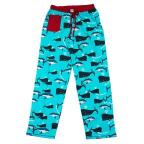 Deep Sleeper Whale Pajama Pants