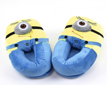 Minion Slippers - Stewart